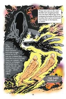 The Dark Nebula - Origins