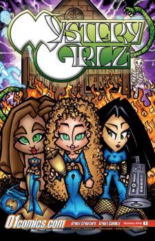 Mystery Girlz #1