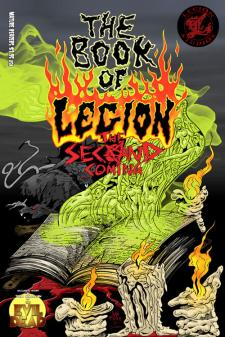 The Book Of Legion #2