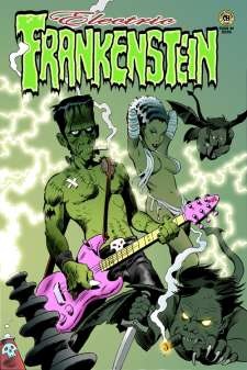 Electric Frankenstein #1