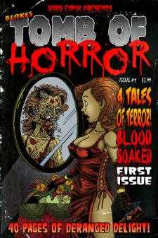 Blokes Tomb Of Horror #1