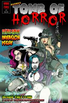 Blokes Tomb Of Horror #3