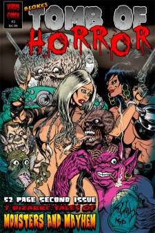 Blokes Tomb Of Horror #2