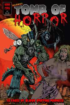 Blokes Tomb Of Horror #4 Cover A