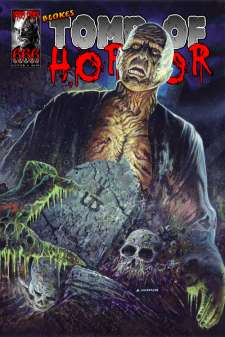 Blokes Tomb Of Horror #666 Cover A