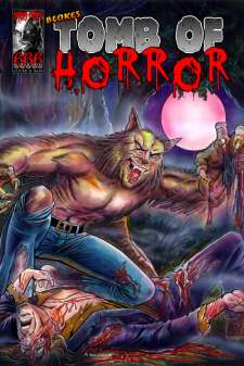 Blokes Tomb Of Horror #666 Cover B