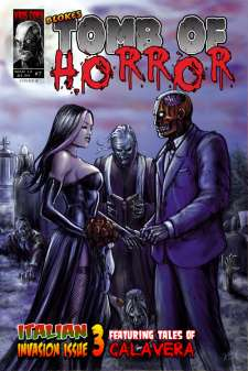Blokes Tomb Of Horror #7 Cover A