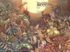 Leviathans: Belly Of The Beast #1