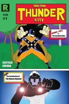 Tales From Thunder City #1