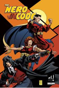The Hero Code #1 - Cover A