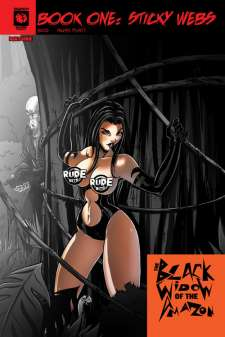 Blackwidow Of The Amazon Book1