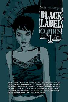 Black Label Comics #1