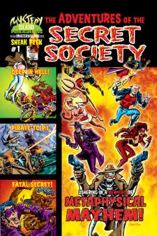 Adventures Of The Secret Society #1