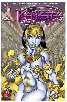Kemette:the Sword Of Pharaohs #1