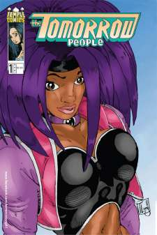 The Tomorrow People #1