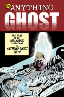 Anything Ghost Graphic Anthology
