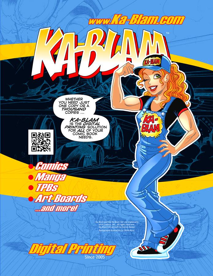 Ka-Blam Print Ad